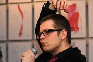 Jacek Dehnel o fochach i foszkach poetów
