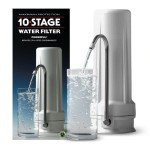 New Wave Enviro Premium 10 Stage Water Filter System