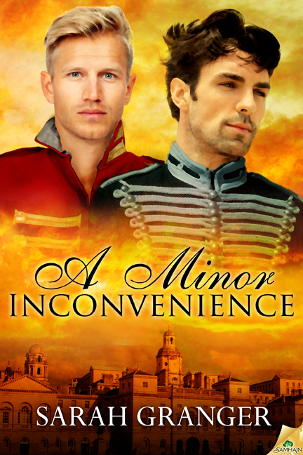 A Minor Inconvenience by Sarah Granger