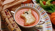 13 kid-friendly Halloween recipes from the L.A. Times Test Kitchen