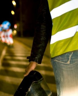 reflective vest safety
