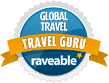 Featured Global Travel Blog on Raveable