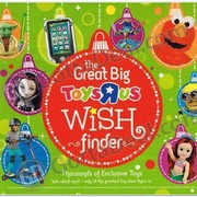 Toys R Us 'Great Big  Wish FInder' Toy Catalog Pages 1-20