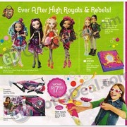 Toys R Us releases their 2013  'Great Big Wish Finder' toy catalog;; Pages 21-40