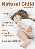 Natural Child Magazine July/Aug 2013
