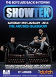 Showtek at The Arches (Jan 2014)
