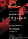 Viva Warriors at The Arches (Dec 2013)