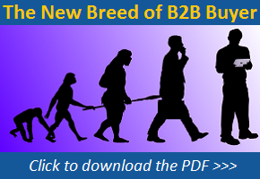 The New Breed of B2B Buyer