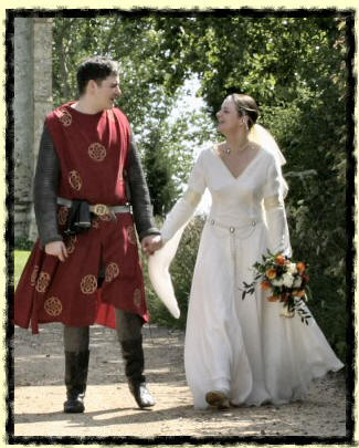 Moving middle ages Medieval Wedding ceremony