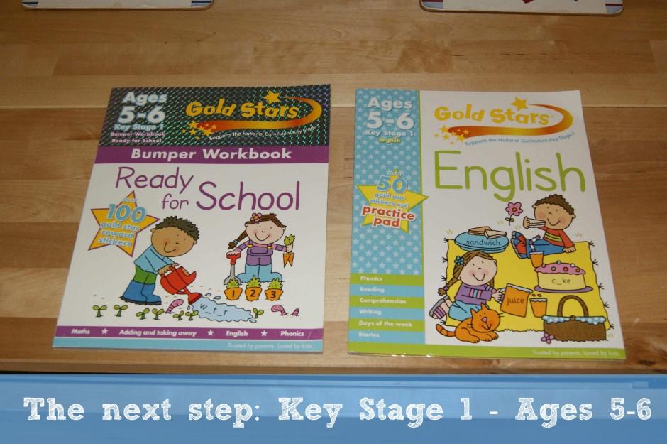 Key Stage 1 5-6