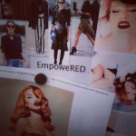 Inspiration Boards for the Whip Hand Cosmetics/How To Be A Redhead Shoot with Kelly Kirstein, Laur Nash and Andrew Fang. Muses include Jessica Chastain, Rosie Huntington-Whiteley and Taylor Tomasi Hill.