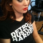 Detroit Hustles Harder and Model Kelly Kirstein Knows How To Be A Redhead