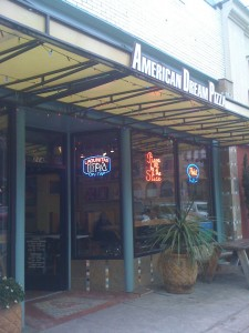 American Dream Pizza in Downtown Corvallis