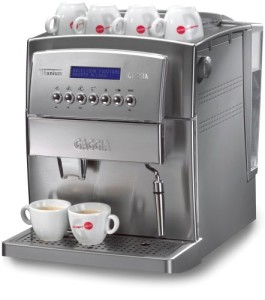 90500 Titanium Super Automatic Espresso Machine