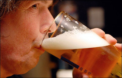 Alcohol Drinking May Reduce Brain Size