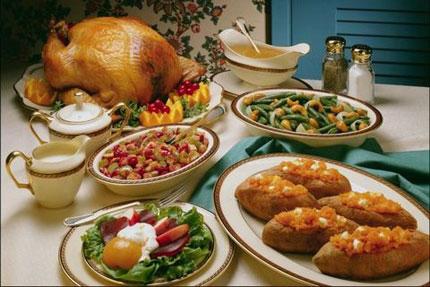 4 Tips to Having A Healthy Thanksgiving