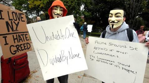 ap occupy vendetta nt 111104 wblog Occupy Protesters Embrace V for Vendetta
