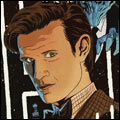 """EXCL. PREVIEW: The 11th Doctor Stars in """"Doctor Who: Prisoners of Time"""" #11"""