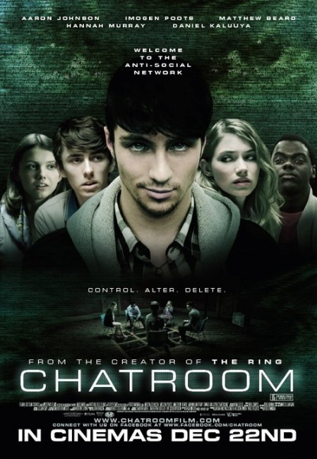 New chatroom poster