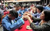百名青年台北孔廟參加成年禮