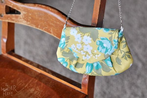 Little Betty Bag Pattern and Tutorial