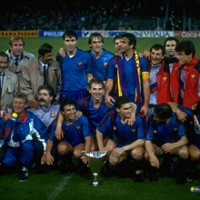 FC Barcelona won the UEFA Cup Winners' Cup a record four times