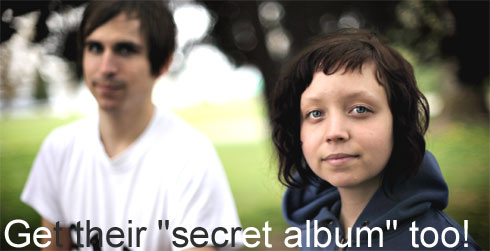Get Their Secret Album too!!!