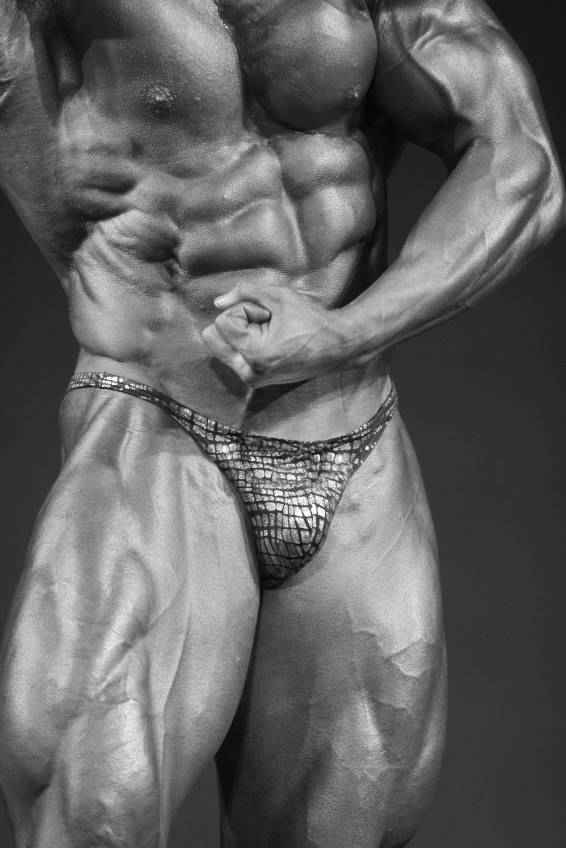 explosive muscle growth