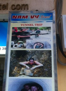 Semi-Famous Because of Cu Chi Tunnels in Vietnam