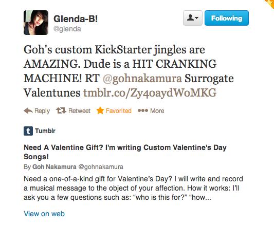 Glenda!