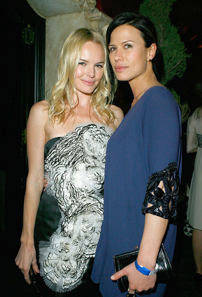 Global Green Pre Oscar Party 2009 Kate Bosworth Rona Mitra
