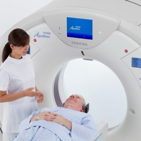 Toshiba's New Scalable Aquilion PRIME CT Scanner