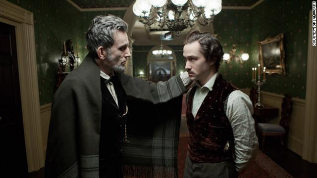 """Lincoln,"" starring Daniel Day Lewis and Joseph Gordon-Levitt, was shot primarily in Virginia."