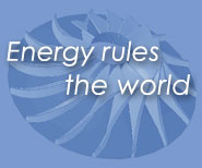 Energy rules the world