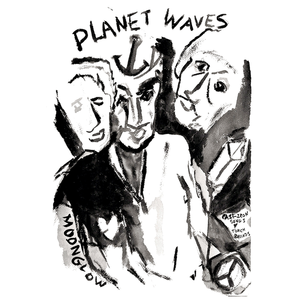 Album cover for Planet Waves