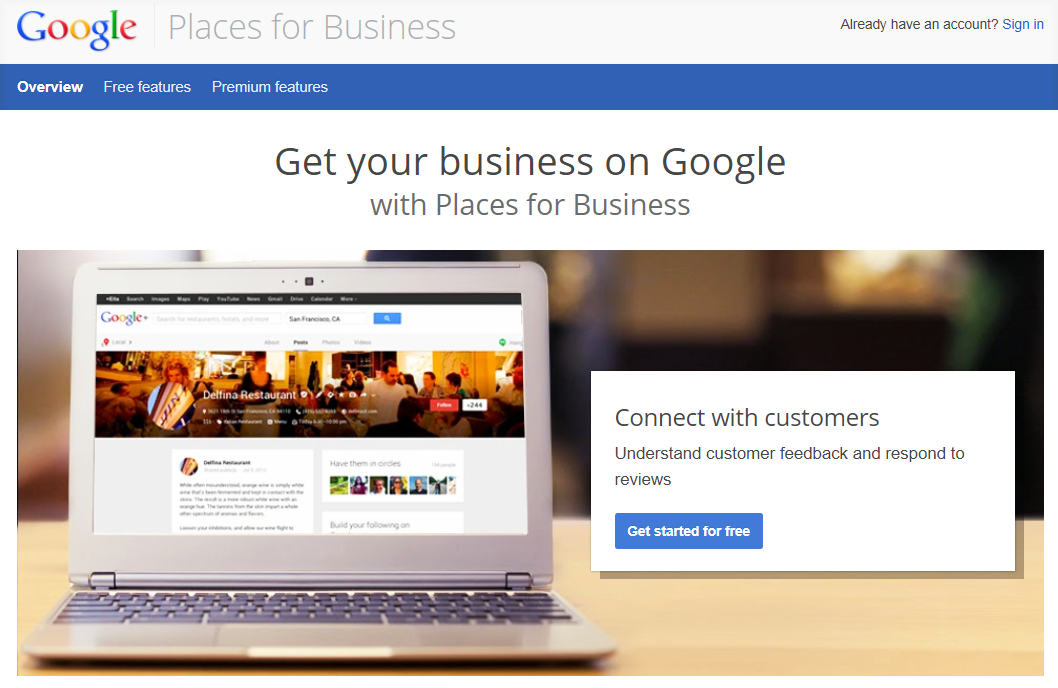 google places can help you get targeted us traffic and visitors