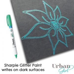 Glitter Paint Pen by Sharpie