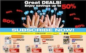 NST Subscription