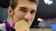 Pictures: Michael Phelps' 22 Olympic medals