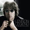 Cover of Lennon Legend: The Very Best of John Lennon