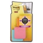 Post-it 2x2 Super Sticky Full Adhesive Notes MMMF2208SSFM