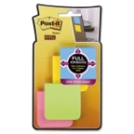 Post-it Super Sticky Full Adhesive Notes MMMF2208SSAU