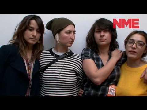 NME Introducing -  Warpaint