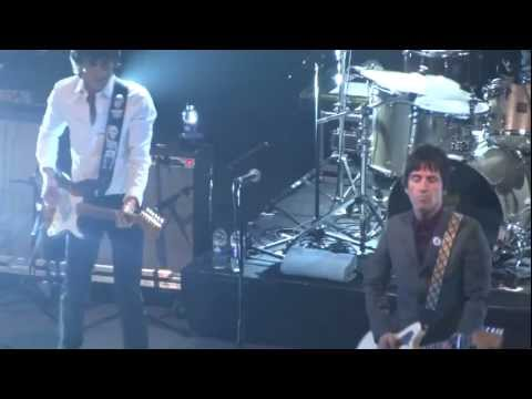 Johnny Marr & Ronnie Wood - How Soon Is Now? - NME Awards - Troxy - Live in London - Feb 27 2013