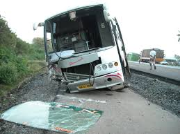 accident bus