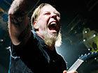 Metallica Melt Faces During Tour Kickoff