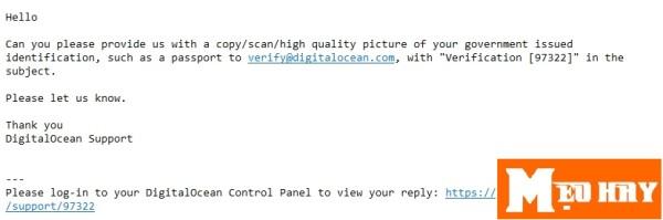 Dang ky Digital Ocean 10 600x199 Cách xác nhận tài khoản Digital Ocean khi bị lock (verify)