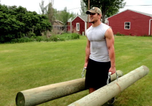 STRONGMAN Fitness Mastery Through Coaching