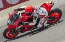Turpin Takes Pole At Laguna Seca