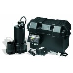Wayne ESP25 Battery Backup Sump Pump System Review